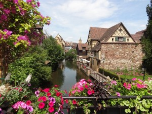 COLMAR AND ITS REGION